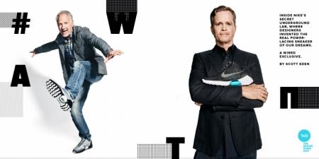 Самозашнуровывающиеся кроссовки Nike поступят в продажу 28 ноября