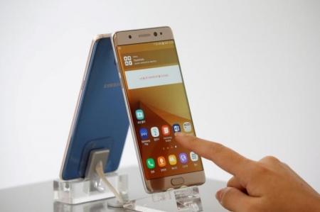 Samsung будет бороться с возгораниями Galaxy Note 7 недозарядкой их аккумуляторов