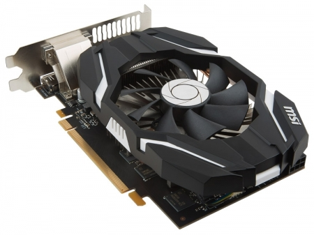 MSI GeForce GTX 1060 6G OC: полновесный GP106 без гарнира