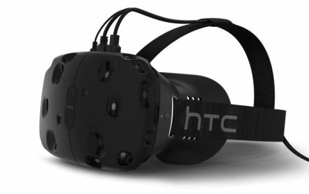 Шлем виртуальной реальности HTC Vive в России оценили в 70 тыс. рублей