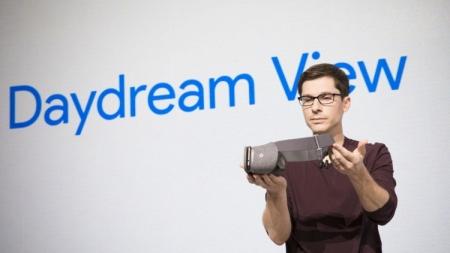 DaydreamView: новый Google-шлем для знакомства с виртуальной реальностью