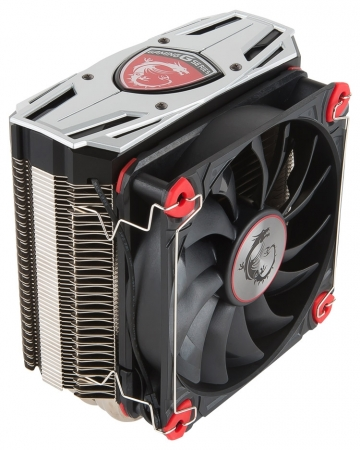 Фото и характеристики CPU-кулера MSI Core Frozr L