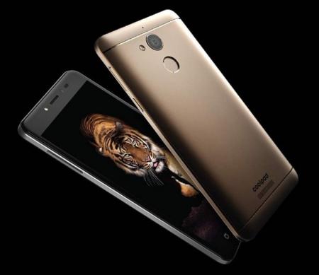 Coolpad Note 5: один из самых недорогих смартфонов с 4 Гбайт ОЗУ