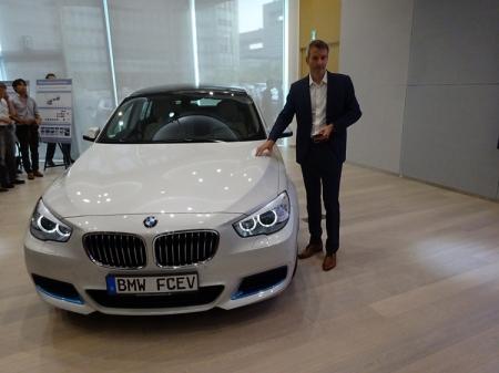 BMW планирует выпуск доступного водородного автомобиля