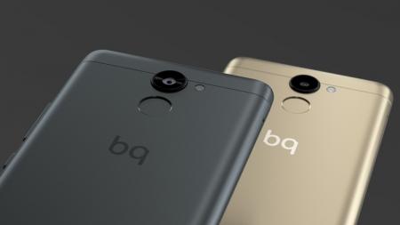 BQ Aquaris U: семейство смартфонов с 5-дюймовым дисплеем