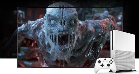 Видео: Microsoft в ТВ-рекламе Xbox One S делает акцент на 4K Blu-ray