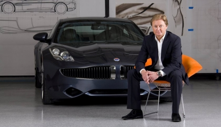 «Отец» Fisker Karma создаст новые электромобили для конкуренции с Tesla