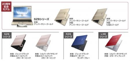 Panasonic анонсировала несколько семейств ноутбуков с SoC Kaby Lake-U/Y