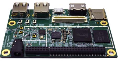 Плата для разработчиков Mediatek оснащена 10-ядерным процессором