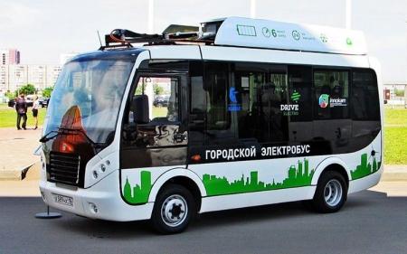 «КАМАЗ» рассказал о проекте «Э» по созданию электробусов