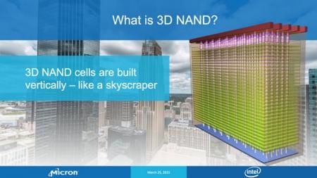 Micron начинает расширять производство флеш-памяти 3D NAND