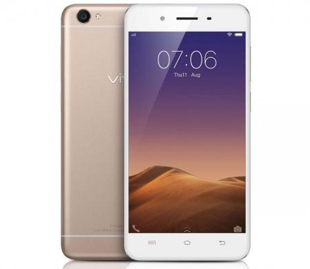Смартфон Vivo Y55L получил 5,2″ экран и процессор Snapdragon 430