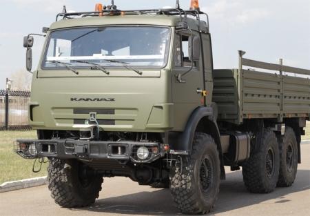 Беспилотный «КАМАЗ» получит передовой радар размером со смартфон