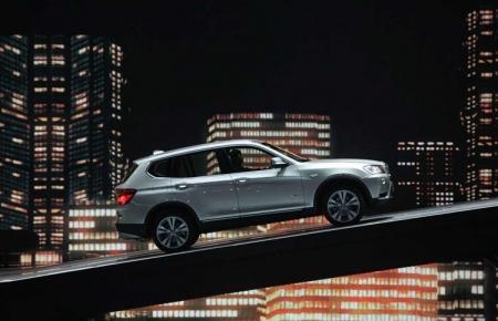 Компактный кроссовер BMW X3 выйдет в электрической версии
