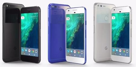 Google Pixel и Pixel XL: анонсированы первые смартфоны с ОС Android 7.1 Nougat