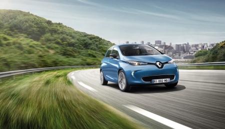 Новый электромобиль Renault ZOE проезжает без подзарядки до 400 км