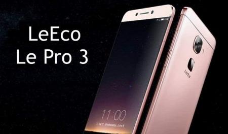 Полмиллиона LeEco Le Pro 3 продано за 15 секунд