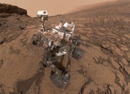 Ровер Curiosity начинает новую исследовательскую миссию на Марсе