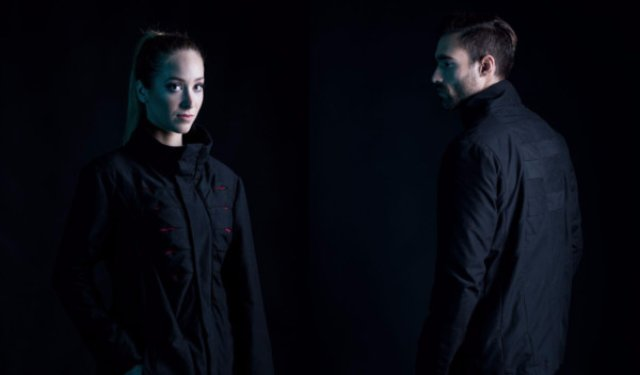 Роботизированная куртка для контроля над температурой тела