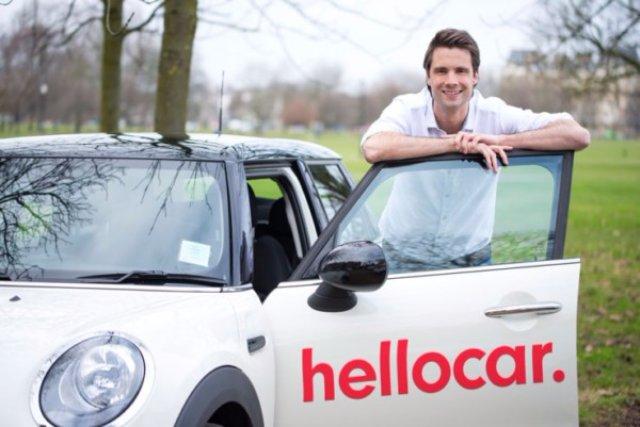 Hellocar получает миллион на революцию на британском рынке автомобилей