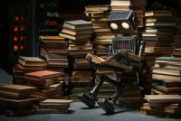 Создан робот, способный изучить, понять и использовать язык человека
