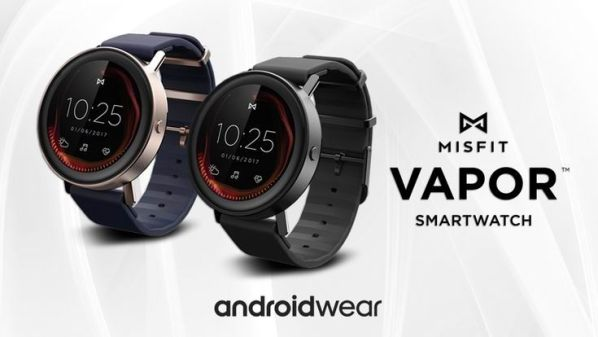 На часы Misfit Vapor установлена ОС Android Wear 2.0