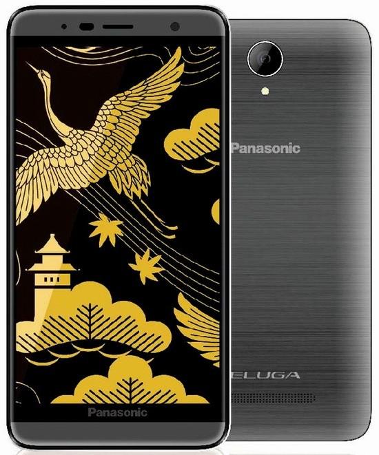 Смартфон Panasonic Eluga Pure заточен под селфи
