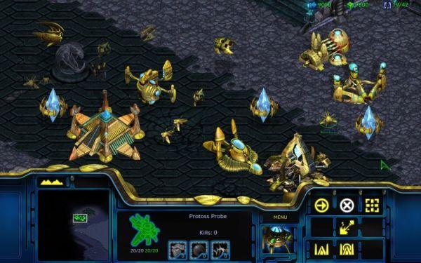 Стратегию StarCraft ждет вторая жизнь