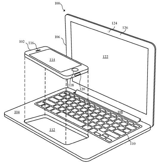 Apple превратит iPhone в MacBook