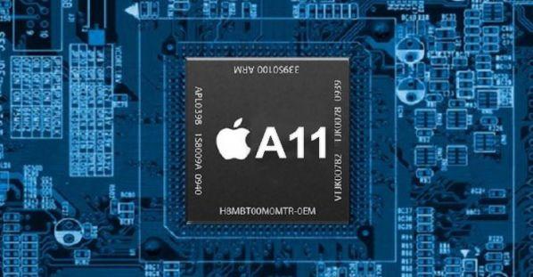 Производство чипов Apple A11 стартует в апреле
