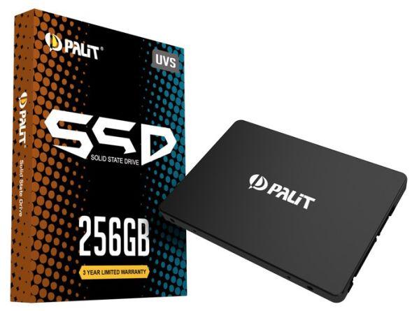 Palit выпустила твердотельные накопители серий UV-S и GF-S