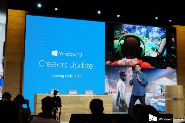 Windows 10 Creators Update уже можно скачать с официального сайта