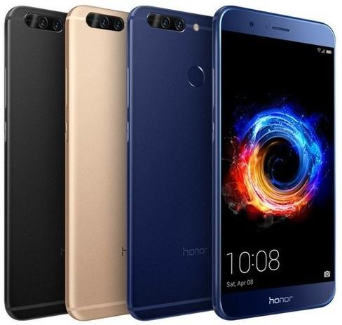 Смартфон Huawei Honor 8 Pro представлен в России