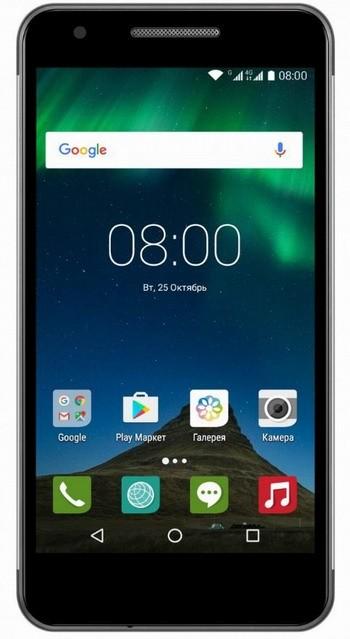 Заряда смартфона Philips Xenium X588 хватит на месяц работы