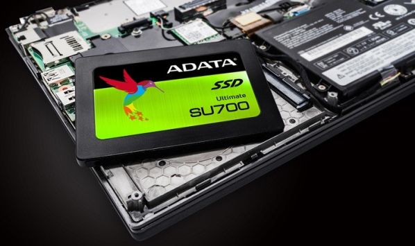 SSD Adata SU700 поступили в продажу