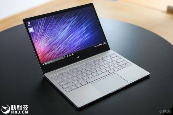 Ноутбук Xiaomi Mi Notebook Air прибавил в мощности