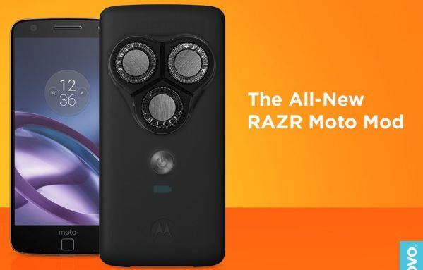 Motorola возродила RAZR V3