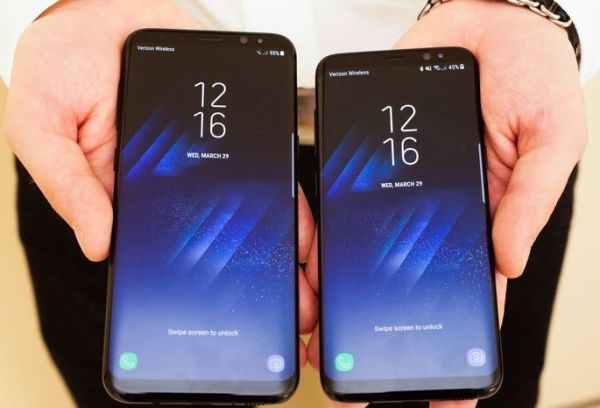 Samsung Galaxy S8 можно взломать при помощи фотографии