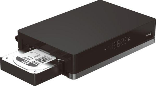 В ТВ-приставку MeLE V9 можно установить жесткий диск
