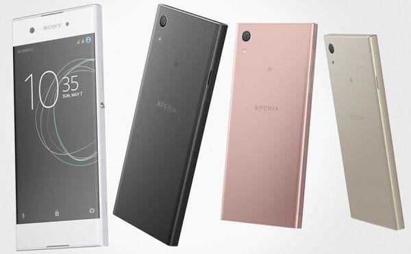 Смартфон Sony Xperia XA1 поступил в продажу