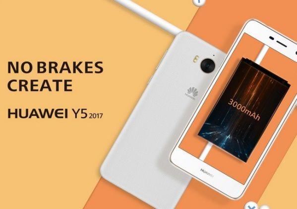 В смартфоне Huawei Y5 теперь вдвое больше памяти