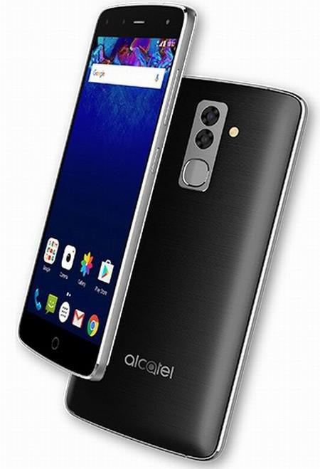 Смартфон Alcatel Flash: нужно больше фотокамер и вспышек!