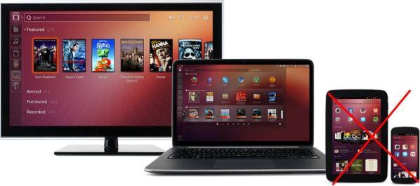 Разработка Ubuntu Phone прекращена