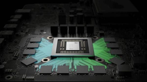 Microsoft рассказал о характеристиках Xbox Project Scorpio