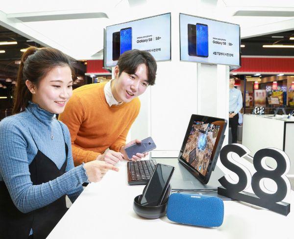 Подтверждено существование Samsung Galaxy S8+ с 6 Гб RAM