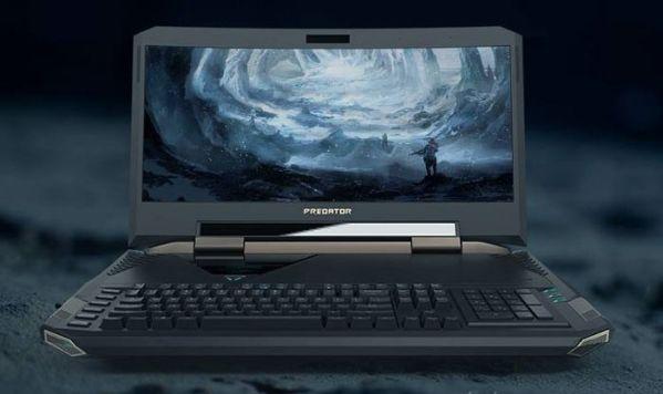 Игровой ноутбук Acer Predator 21 X поступил в продажу
