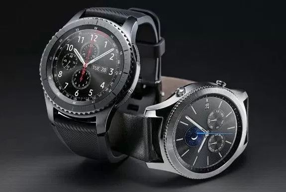 На Samsung Gear S3 будет установлена ОС Android Wear