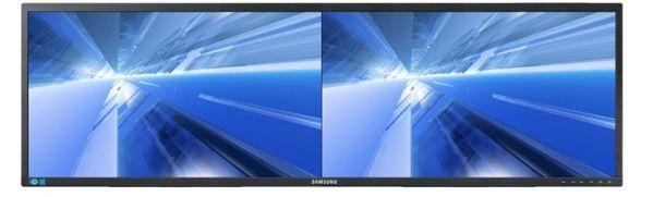 Samsung выпустит мониторы в соотношением сторон 32:9