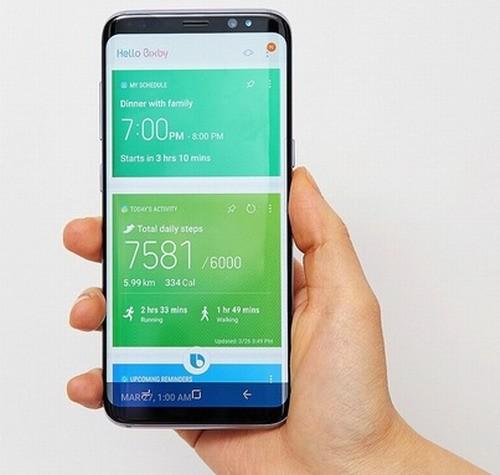 Европейский Samsung Galaxy S8 останется без Bixby