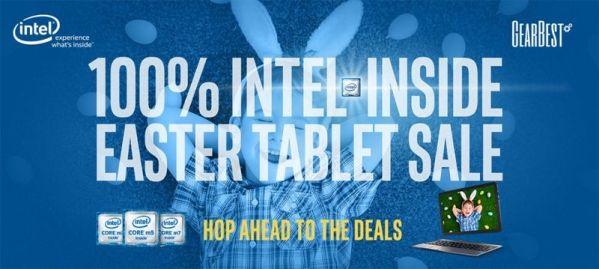 Множество планшетов на процессорах Intel можно купить со скидкой